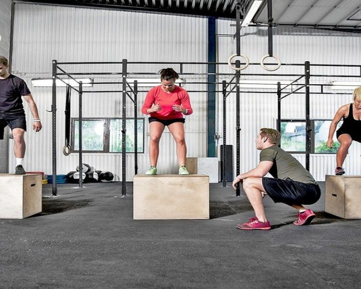 fitness bootcamp program