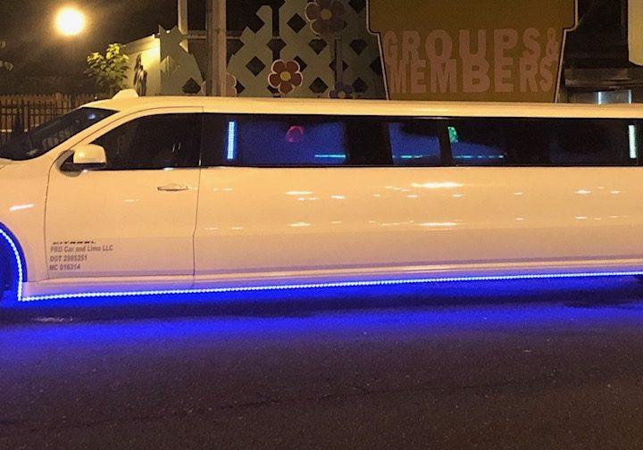 Limousine New Jersey
