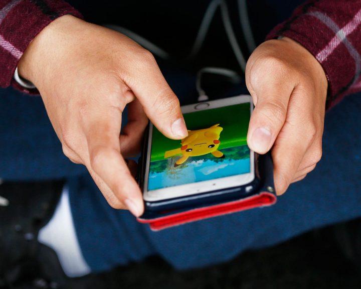 pokemon go acount